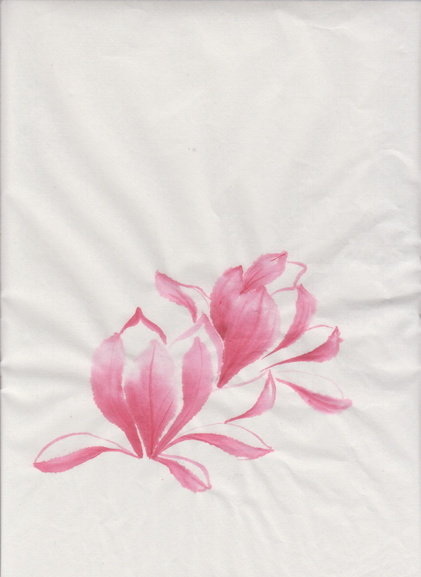 Magnolia (Chinese Spontaneous Style)