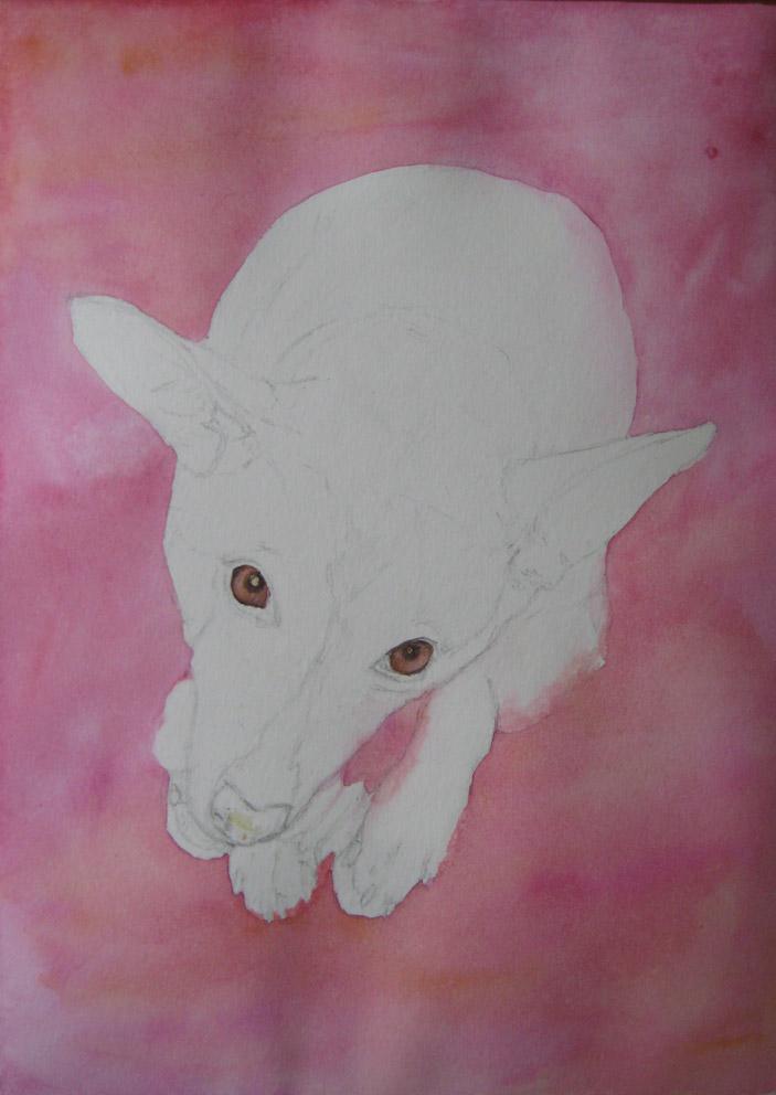 Arthur (Watercolour)