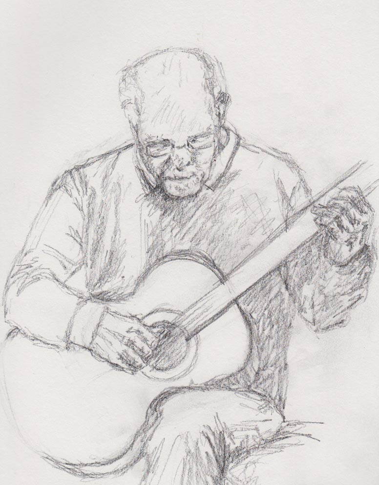 Private Recital (Graphite)