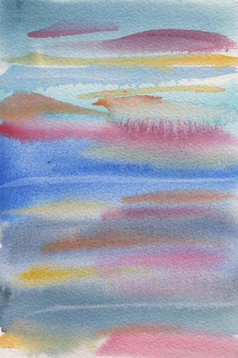 Sky colours (watercolours)